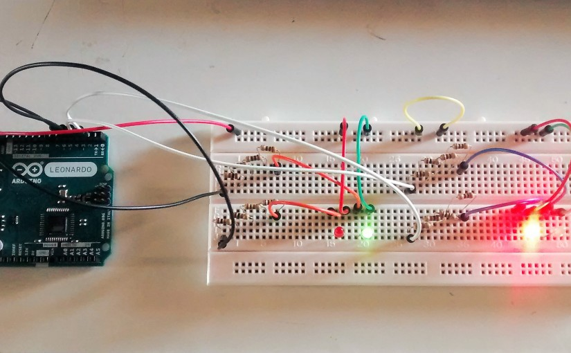 Proyecto Arduino N°2: Semáforo