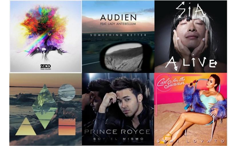 Mi música del 2015